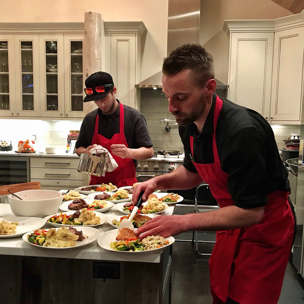 Private Chefs at Your Breck and Call